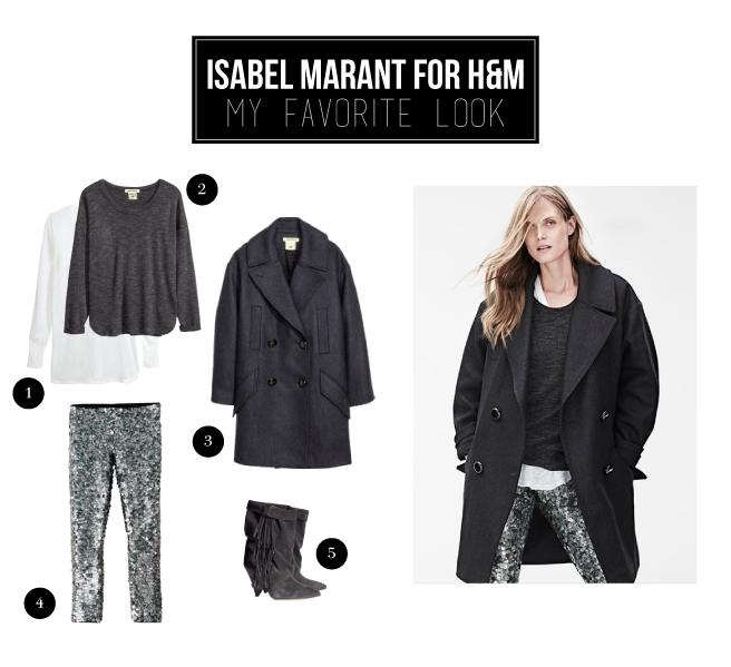 7498f9df40 Isabel Marant for H m - the fashion fuse
