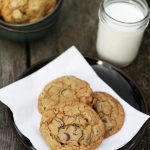 The Best Chocolate Chip Cookies Ever (gluten free option too)