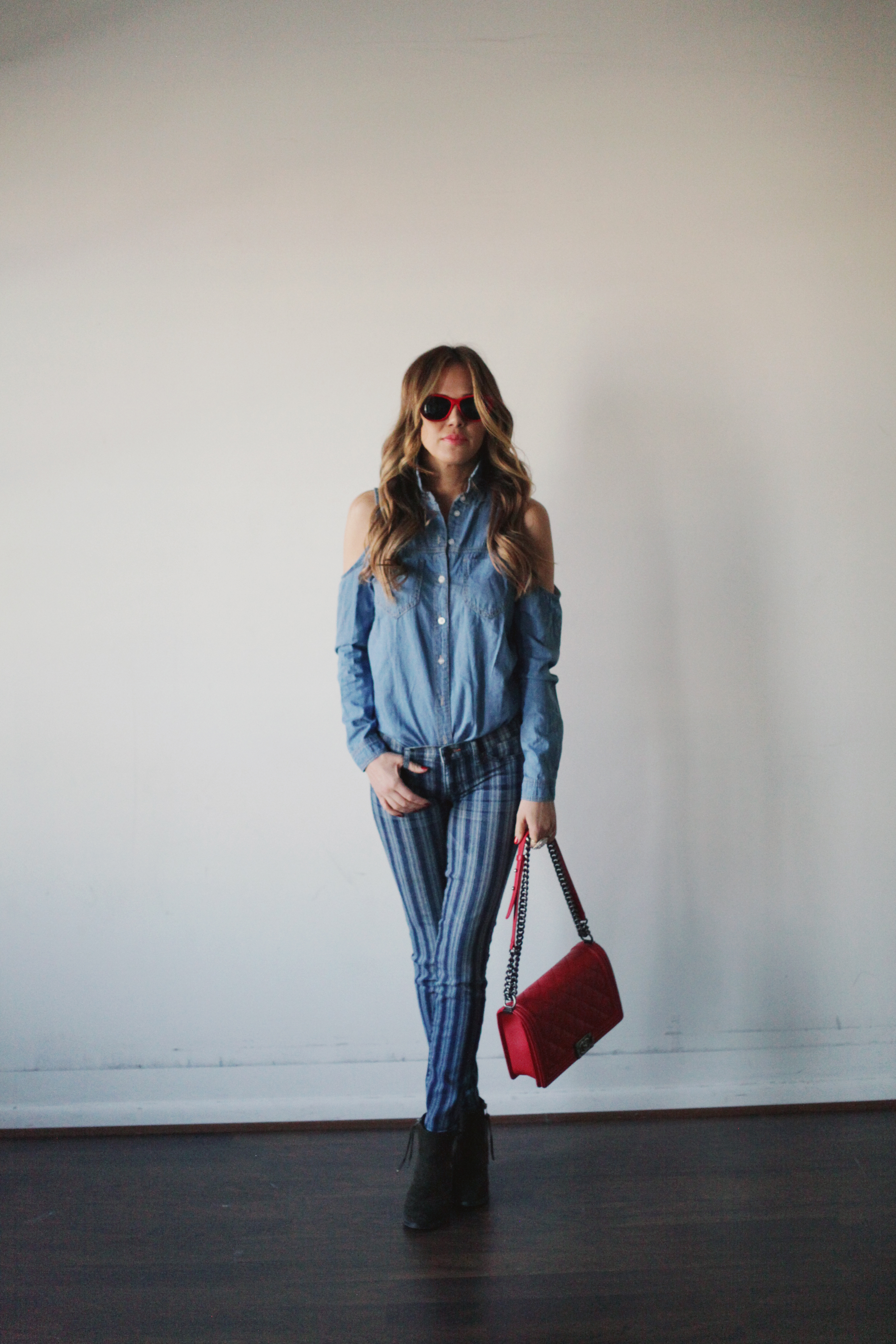 Fashion Fuse Clothing: Denim On Denim • The Fashion Fuse