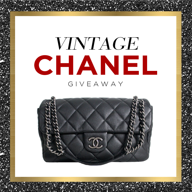 Vintage Chanel Giveaway