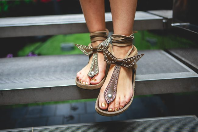 Isabel Marant Edris Sandals