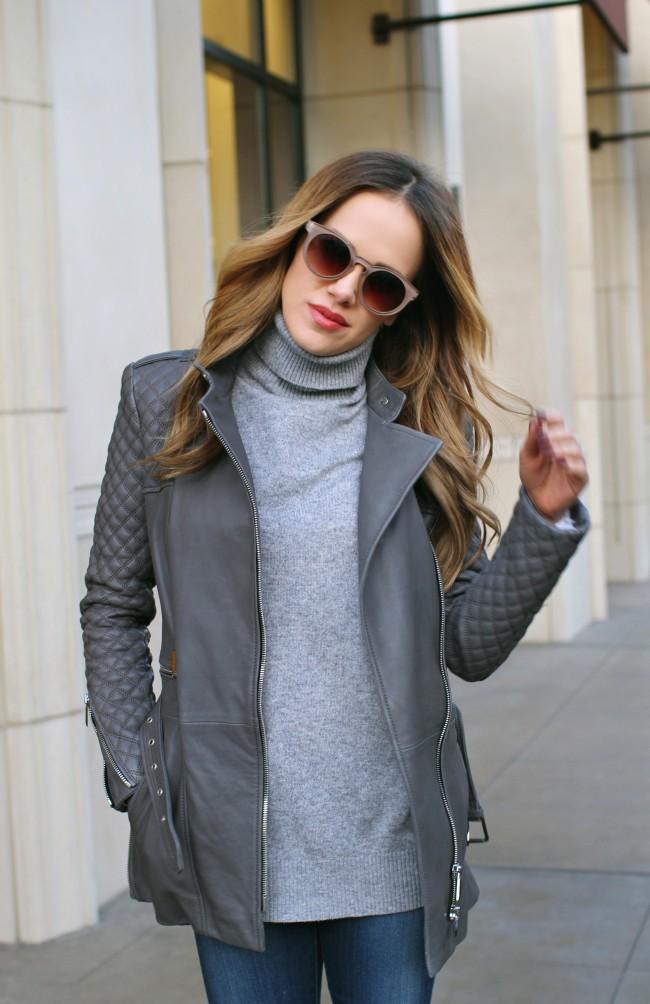 Fashion Fuse Clothing: Barbara Bui Biker Jacket • The Fashion Fuse