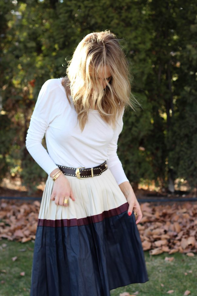 vintage versace belt