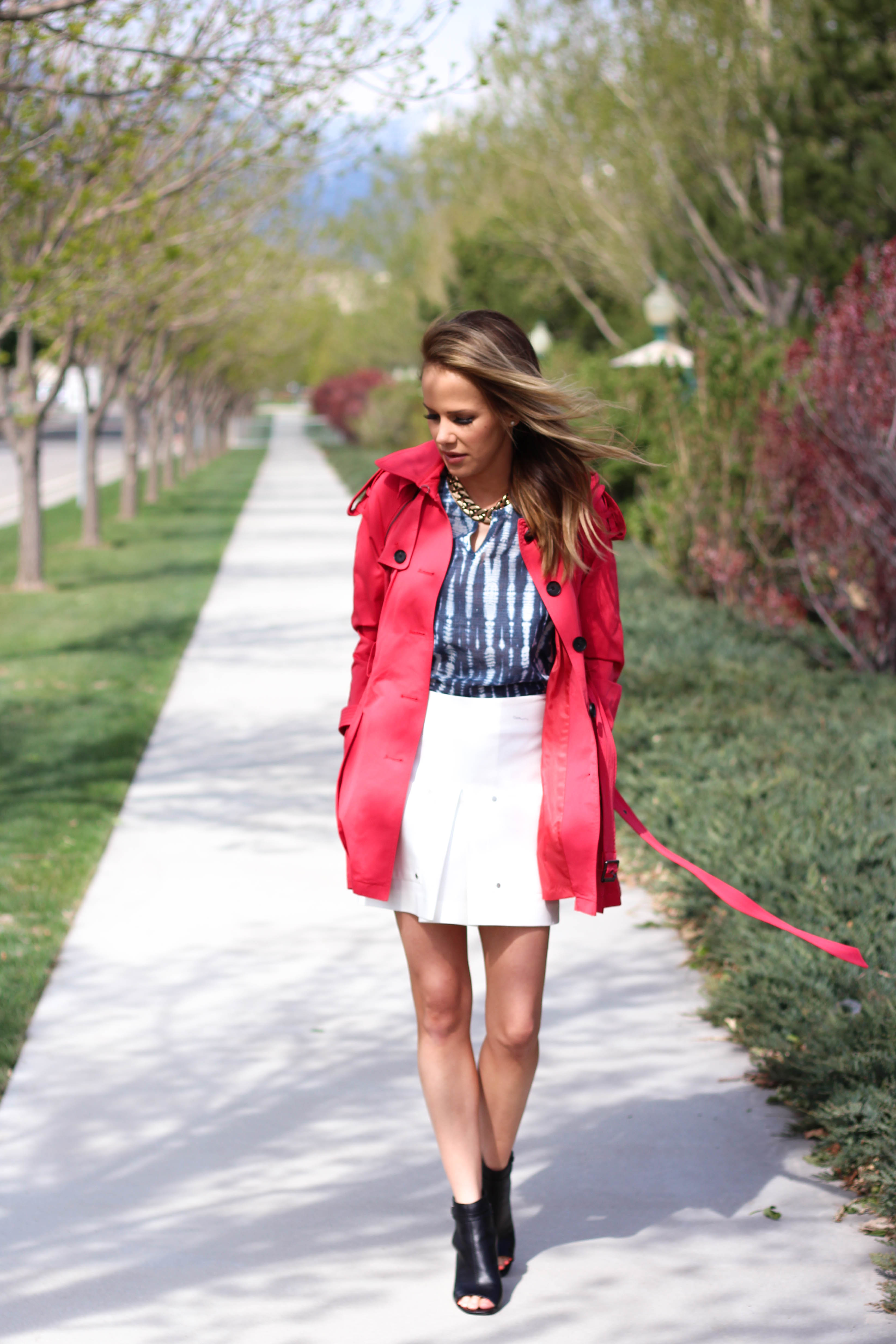 Coral Trench • The Fashion Fuse
