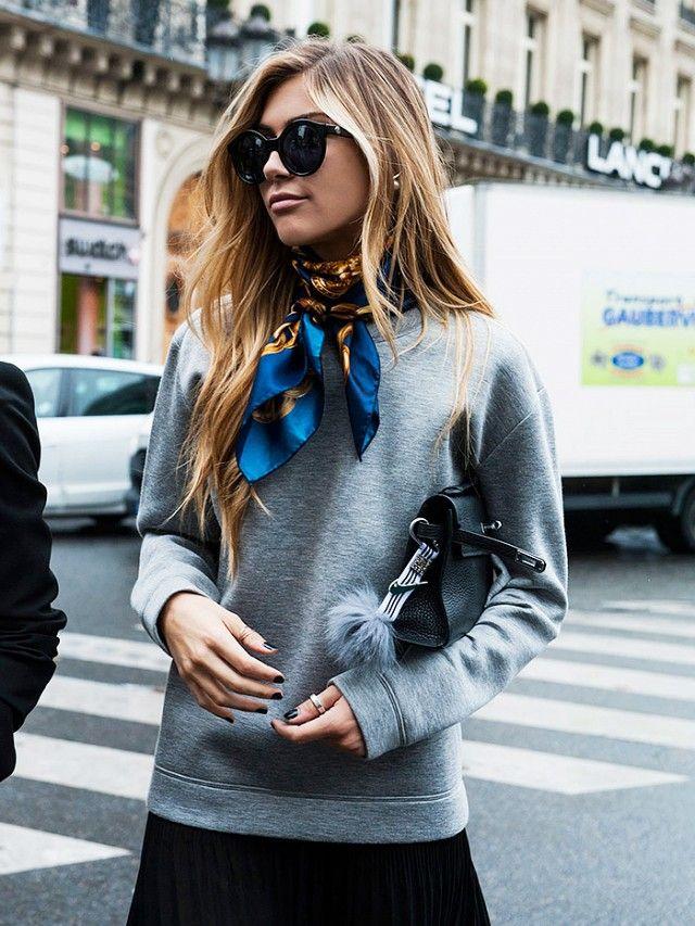 4ed52c4bac4d Fall Trend Skinny Scarf • The Fashion Fuse
