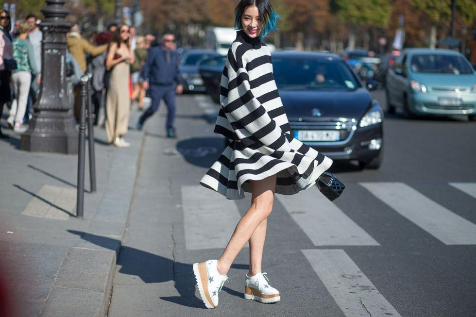 Paris Fashion Week Street Style The Fashion Fuse