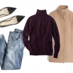 3 Ways To Style A Turtleneck