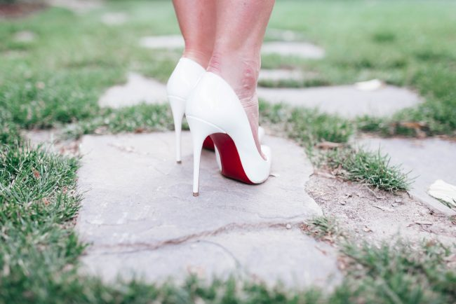 white loubs