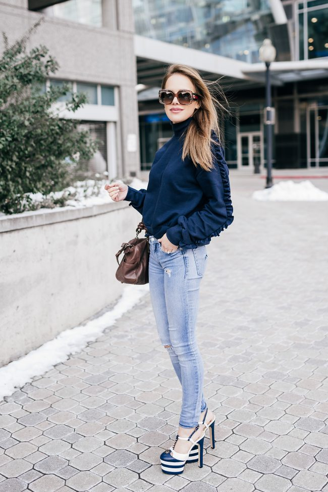 The chic pullover that feels like pajamas