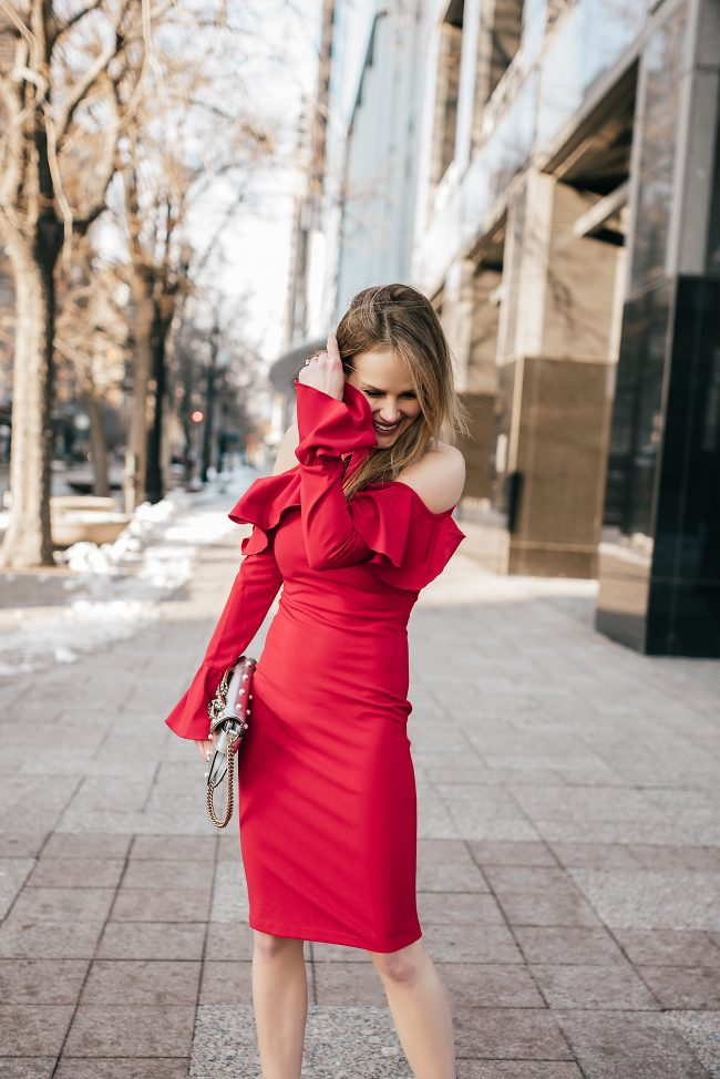 sheinside-red-ruffle-dress-the-fashion-fuse