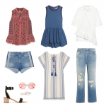 Fourth of July Outfit Ideas Via Net-A-Porter Sale