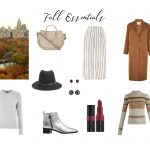 all the fall essentials 2017