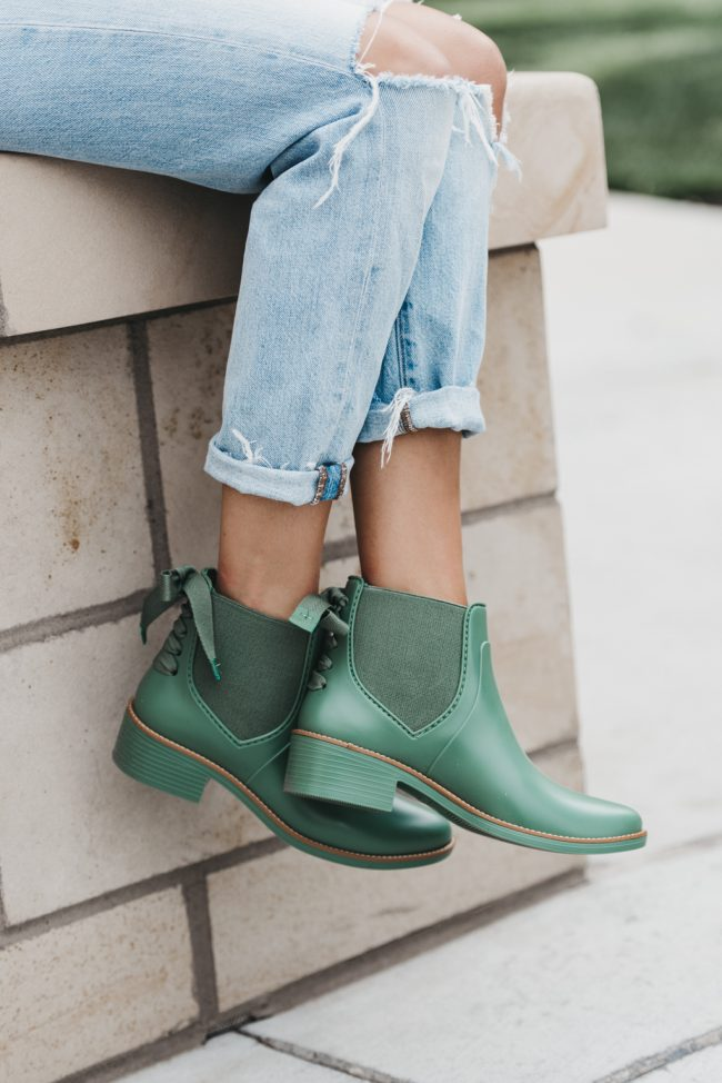 I Promise You Will Love These Four Season Rain Boots Under