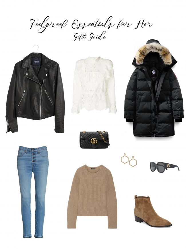 Foolproof Essentials for Her Gift Guide