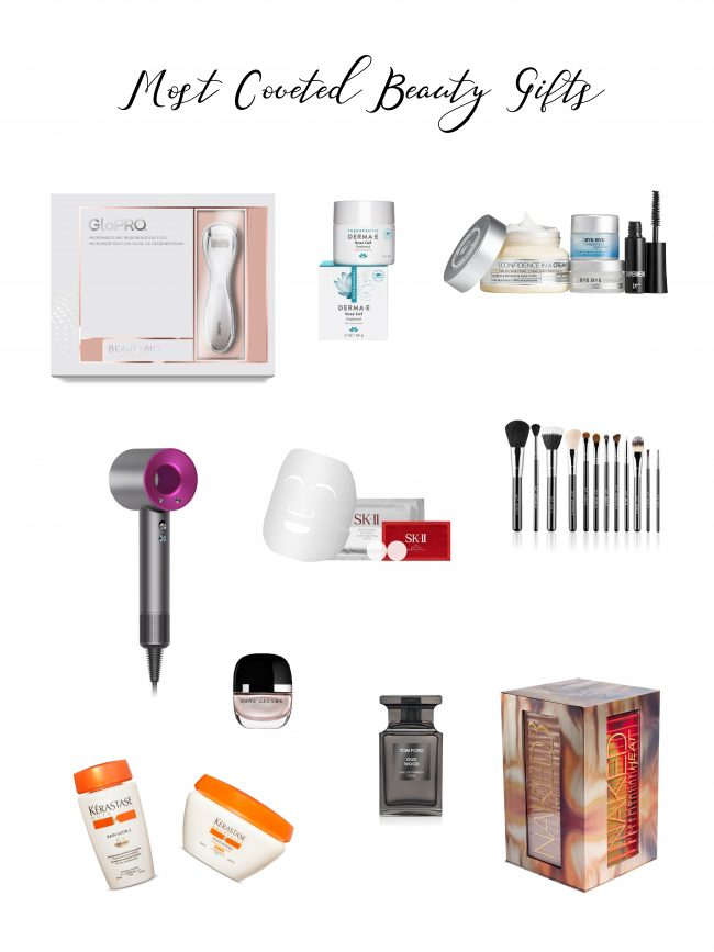 Most Coveted Beauty Gifts of the Year