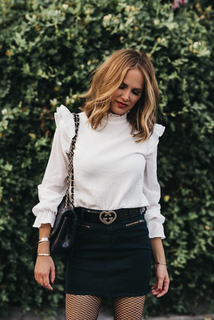 Fashion Fuse Clothing: Romantic Meets The Street • The Fashion Fuse
