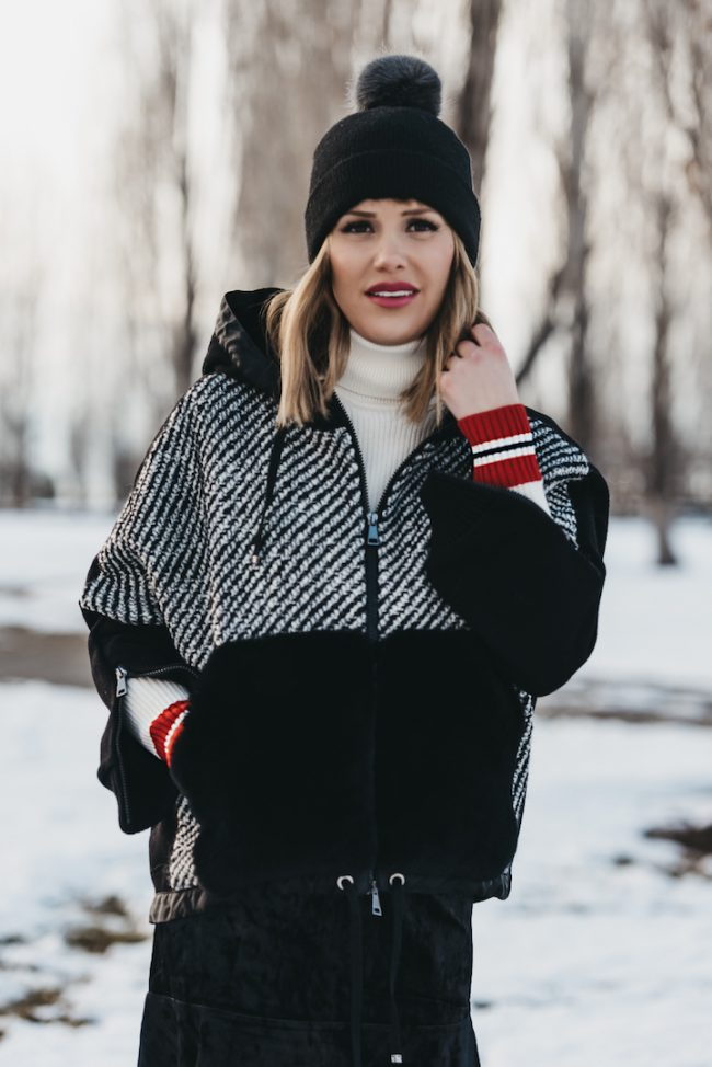 The winter wear brand fashionistas can't live without